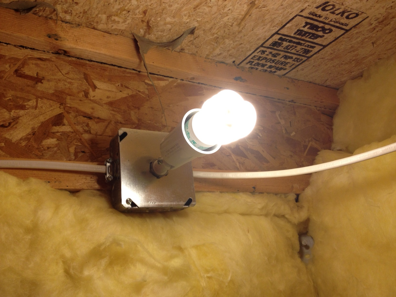 Under House Storage Lighting. Crawl Space Lighting Fixtures