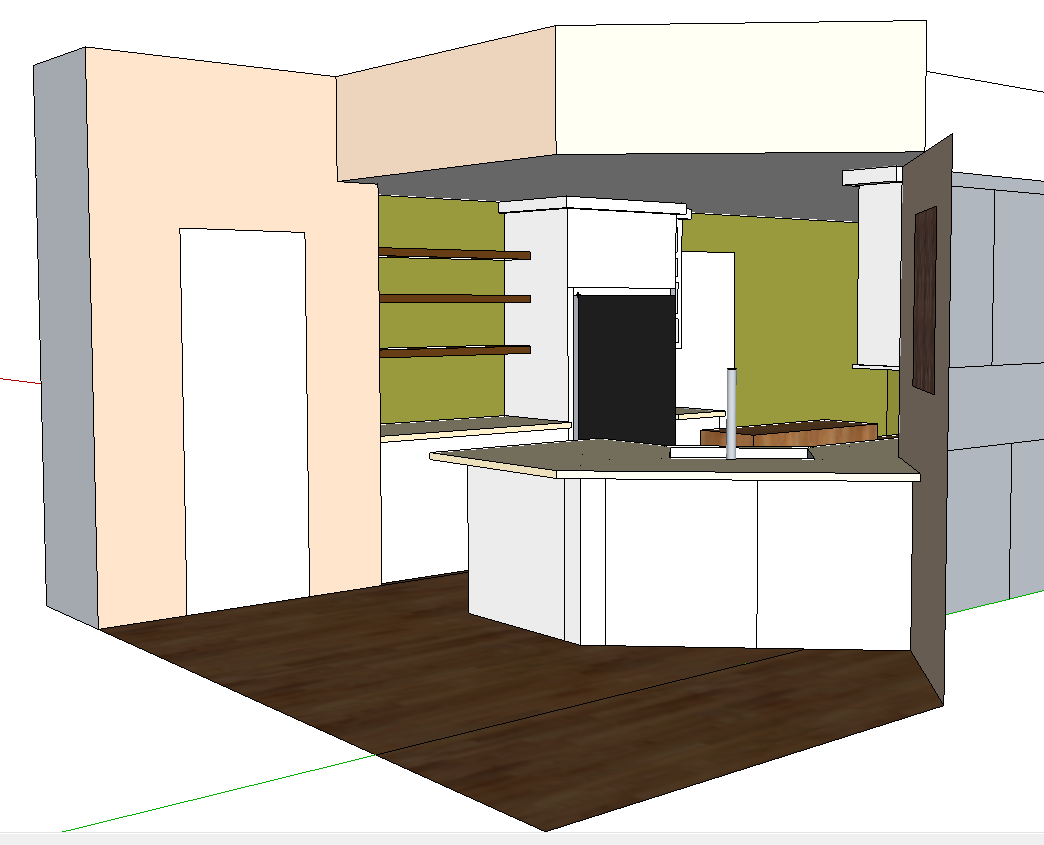 Diy project blog by samantha c conway for Sa kitchen designs